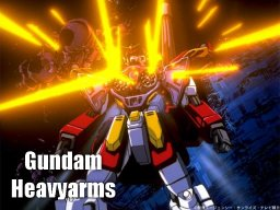 Gundam Heavyarms