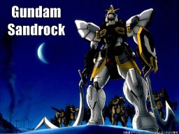 Gundam Sandrock